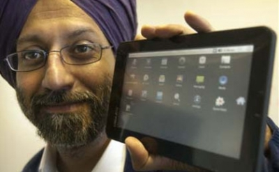 Indian-born, Canadian-raise brothers create the world's most affordable tablet